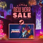 50% off: Cursed Castilla and Super Hydorah on Lunar New Year Steam Sale