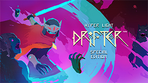 Featured Image Hyper Light Drifter at Abylight Studios