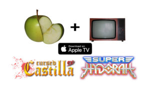 Keep playing: Cursed Castilla and Super Hydorah now available on Apple TV